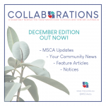 Collaborations – December Edition